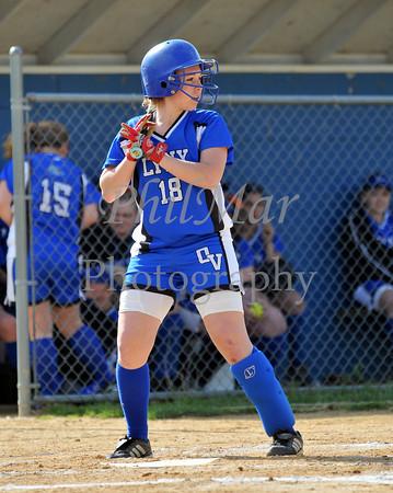 Brandywine VS Oley Valley Softball 2010 - 2011