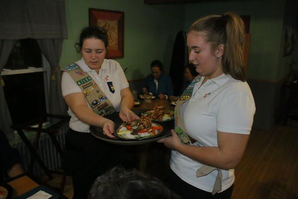 Girl Scout Fundraiser