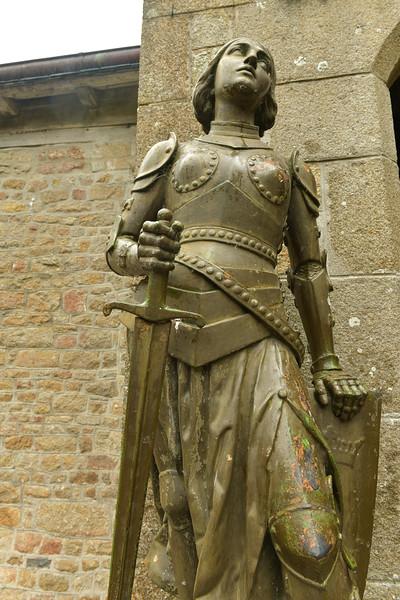 Mont Sainte Michel--Saint Michel