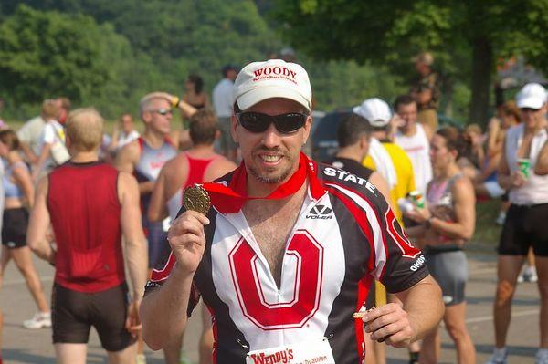 Wendy's Triathlon June 26, 2005