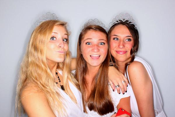HPHS Girls' Graduation Party