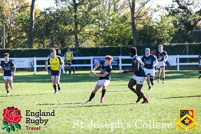 Match 38 - John Fisher School v RGS, High Wycombe