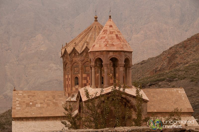 St. Stephanos Armenian Church - Jolfa, Iran