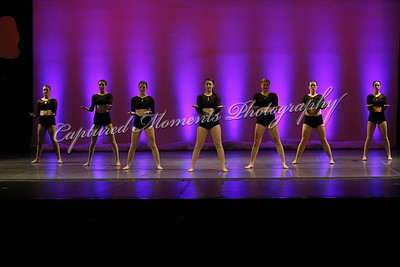 Erin's Dance Club 2017 Recital Action Photos Show 1