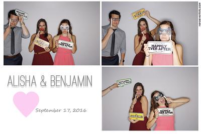 Alisha & Benjamin