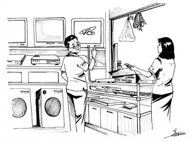 Illustrations - Consumer Law