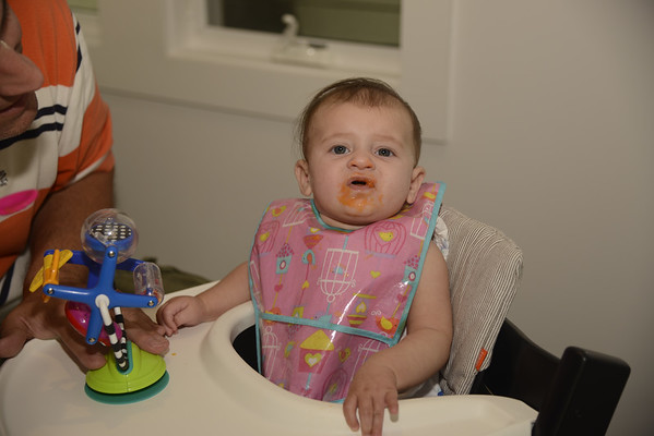 New Highchair & Toy