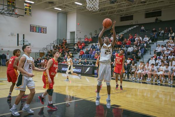 GHS Boys Soph Basketball vs Rock Island Jan. 25, 2019