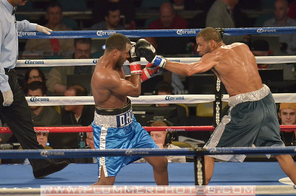 CHARLES WHITAKER vs. DEMETRIUS HOPKINS