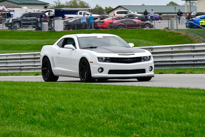 2020 SCCA TNiA Sept 30 Pitt Race Int White Camaro