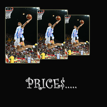 SPORTS & EVENT PRINT PRICES & ORDERING