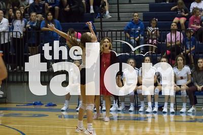 Lady Eagles vs. Decatur(10-12-18)