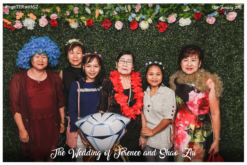 #togeTERwithSZ   © www.SRSLYPhotobooth.sg