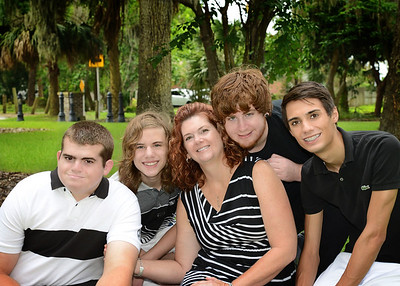 Lisa L. and Family