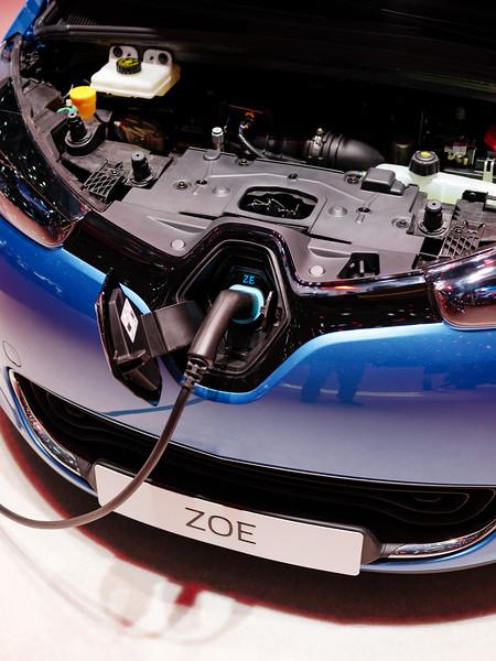 The Renault Zoe - Samuel Zeller for the New York Times