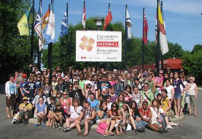 Provincial Fair - 2008 - Delegations