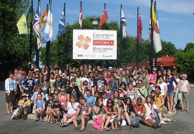 Provincial Fair - 2008 - Delegations