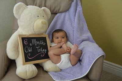 Sahana 6 months