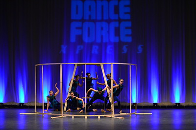222 UnCaged - Debbie Feltons Academy of Dance