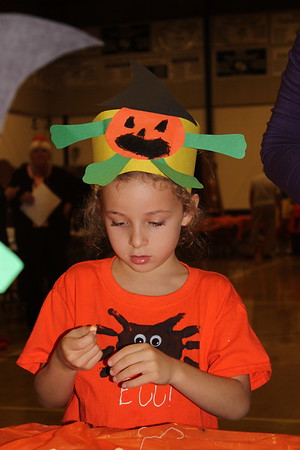 2012-10-31 Kindergarten Halloween Party