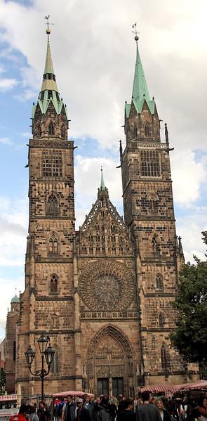 Nuremberg, Germany (Sept. 15 2017)