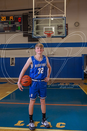 Varsity & JV 2019 Bedford Basketball