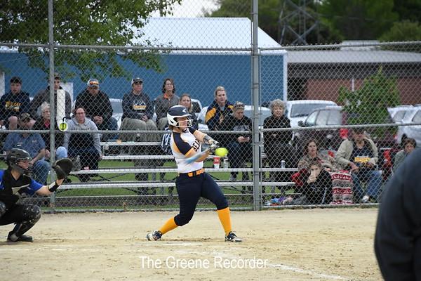 Softball vs Central Springs