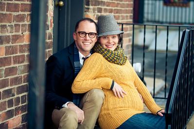 Kimberly and Jeffrey | Maternity