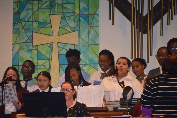Mrs. Antonio Memorial Prayer Service