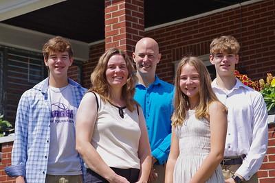Daeschner Family 2021