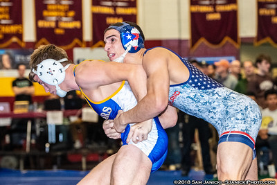 138 - Rivera def Dean - 2018 Walsh Jesuit Ironman Semifinals