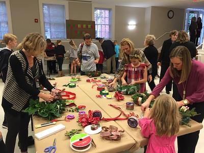 Advent Craft Festival/Alternative Gift Market 2015