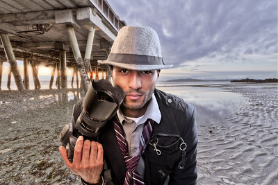 Seattle Corporate Portrait Photographer