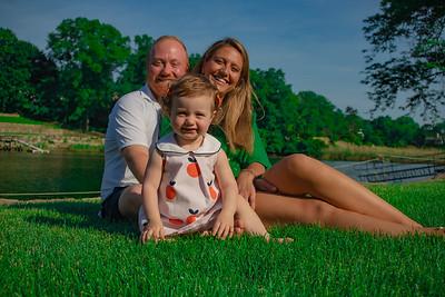 Warner Family Portrait