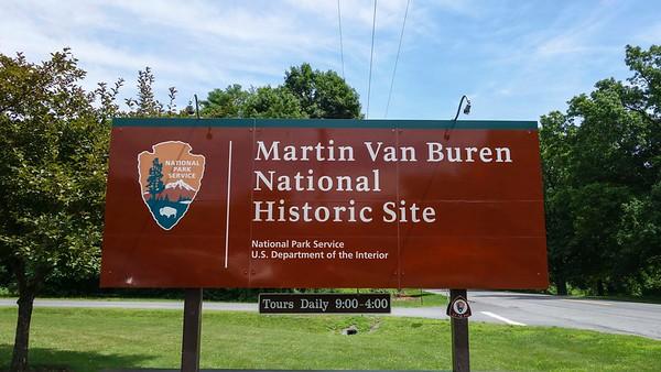 Martin Van Buren National Historic Site - NY - 071216