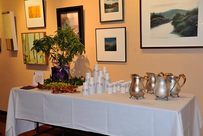 20110419 Volunteer Reception