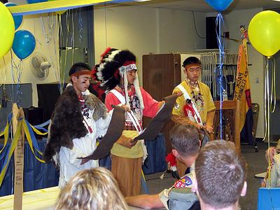 2/29/2004 - Arrow Light Ceremony