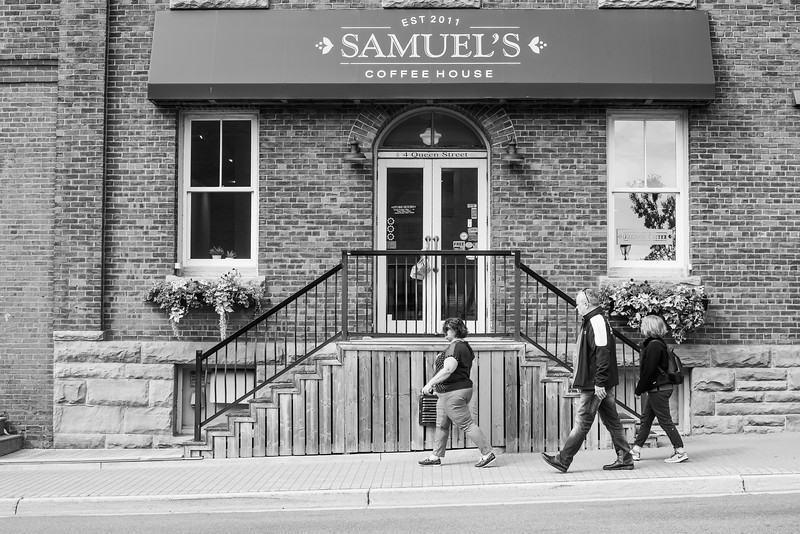 Samuel's Coffee House in Summerside