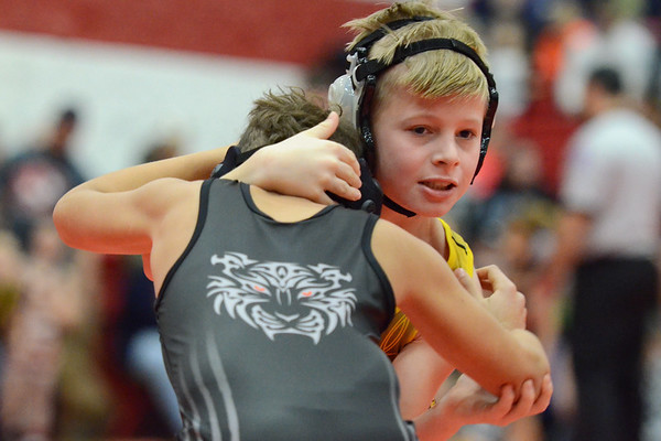 Wrestling - Youth 2016-17