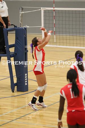 Bellville Varsity Volleyball vs Sterling 9/6/2012