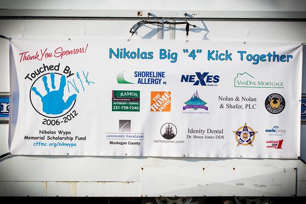 Nik Wypa fund raiser 2015