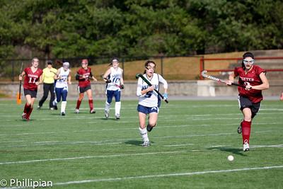 Girls Field Hockey vs. Exeter 11/12/2011
