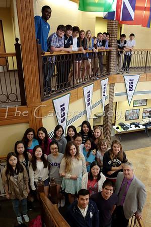 CHCA 2013 International Students 05.08