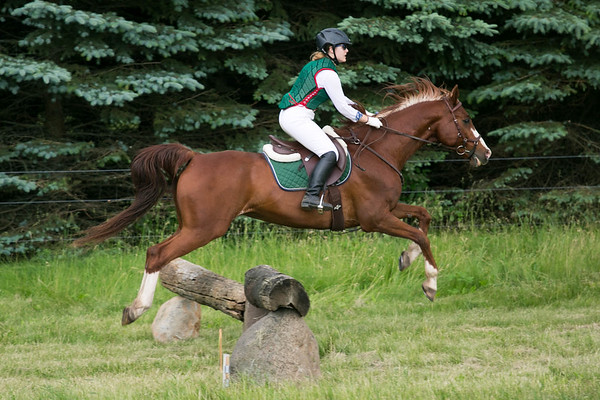 WRR Schooling Show- Cross Country