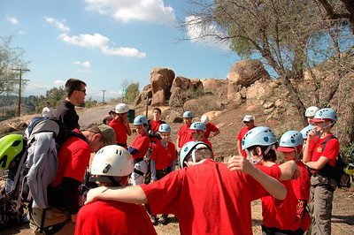 3/4/2006 - Rockclimbing & Geocache @Mt.Rubidoux