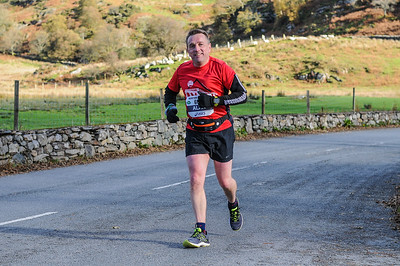 Marathon Eryri - Mile 20 14-00 to 14-23