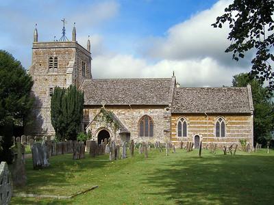 St Mary Magdalene, Church of England, Main Street Duns Tew, OX25 6JP