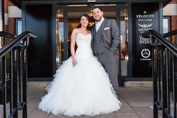 Wedding of Melanie & Craig