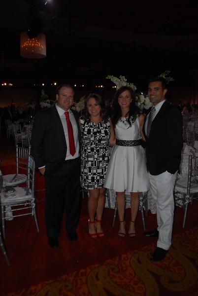 Austin and Ashley Lasater, Cheryl Hatfield, and Dallas Arceneaux4.JPG