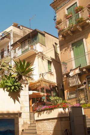 Ginka in Sicily 2011